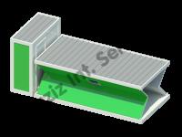 Solutions de conteneurs pliables