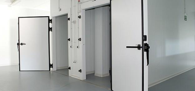Chambre froide et frigorifique