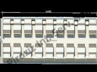 Préfabriqués bâtiments dortoirs