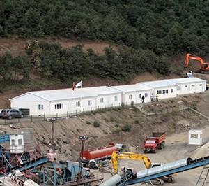 Camps destinés aux Projets Métalliques